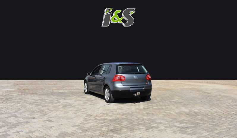 2005 VW GOLF V 1.6 (SRE-9) full